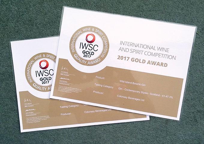 Certificate Print & Laminate